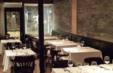 Restaurant Les Infidèles @ Montréal :: Resto