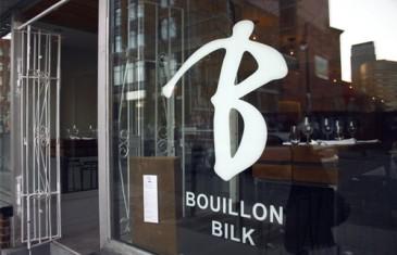 Restaurant Bouillon Bilk @ Montréal
