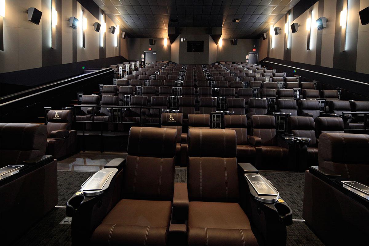 Nouvelles salles de cinéma VIP @ Brossard