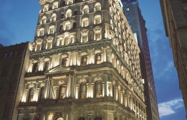 Top10 hôtels romantiques @ Montréal