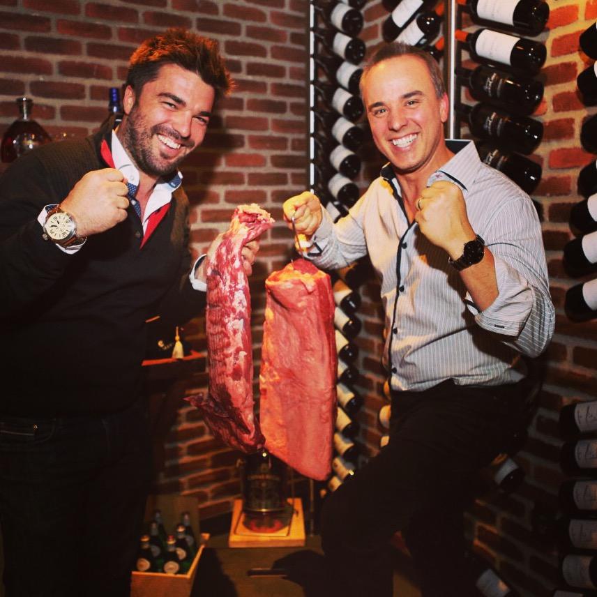 Louis-François Marcotte ouvre un steakhouse à Boucherville