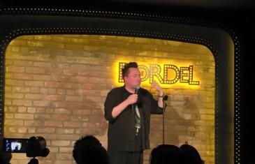 Six humoristes ouvrent Le Bordel