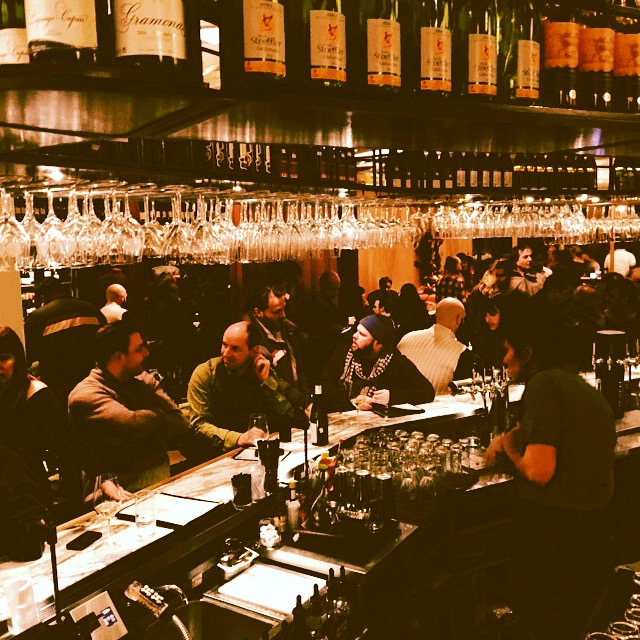 Le bar à vin Rouge Gorge enfin ouvert sur Mont-Royal