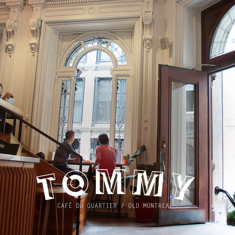 Tommy S Cafe Montreal