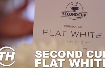 Café gratuit chez Second Cup
