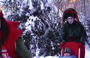 Daniel Boucher, Stefie Shock, Mononc' Serge, Betty Bonifassi, Canailles et bien d'autres à Noël dans le parc