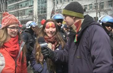 Guy Nantel et la grève étudiante – vidéo