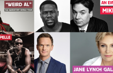 Just For Laughs: Neil Patrick Harris, Mike Myers, Jane Lynch, Weird Al, et bien plus