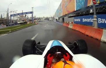 La Formule E au lieu de la F1 @ Montréal?