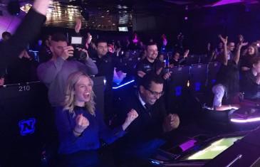 La Zone nouveau concept interactif et festif au Casino de Montréal