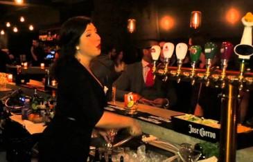 Le bar La Flèche est ouvert sur Mont-Royal