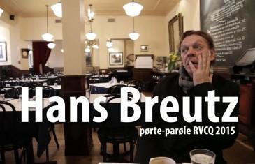 Marc Labrèche devient porte-parole du RVCQ avec une vidéo hilarante