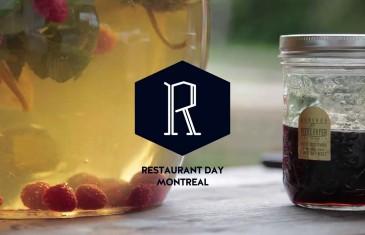 Vendez vos petits plats le 17 août prochain à la Journée des restaurants