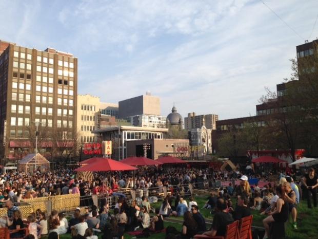6 parcs où danser gratuitement en plein air