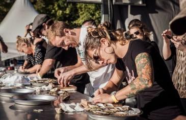 Le Oysterfest déménage au Bassin Peel