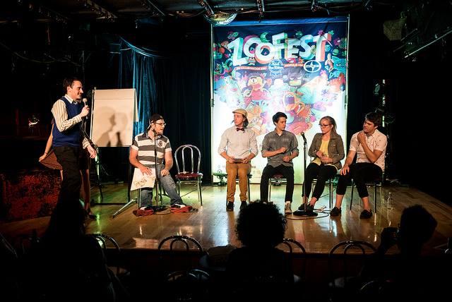 Spot Zoofest: BBQ, terrasse et humour