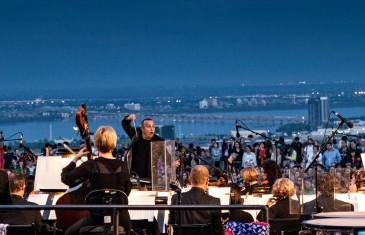 Orchestre Métropolitain sur le Mont-Royal