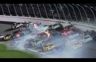 Crash spectaculaire en Nascar