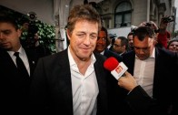 Hugh Grant au Party Ferrari