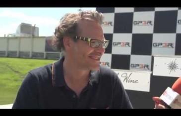Jacques Villeneuve et ses vins Julia Wine