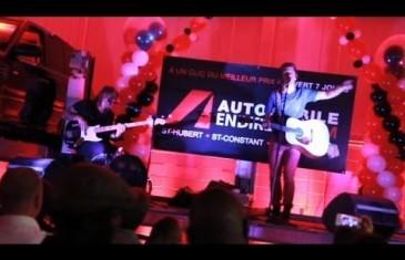 Kaïn pour l'ouverture de Automobile en direct