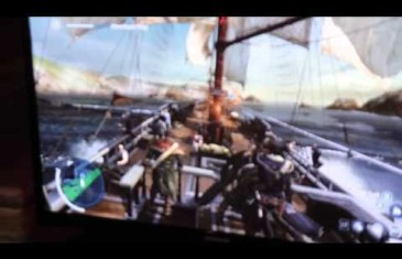 Lancement Assassin's Creed 3 au New City Gas