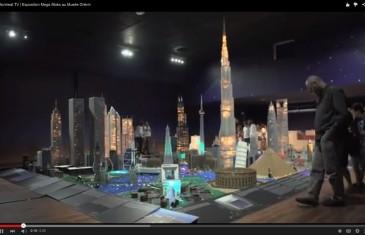 Le monde en Mega Bloks au Musée Grévin