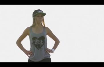Icône mondiale du skateboard féminin à Montréal