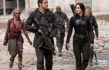 The Hunger Games: Mockingjay 2ième partie