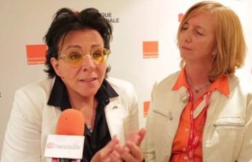 Monique Giroux récipiendaire du prix Laurent-McCutcheon