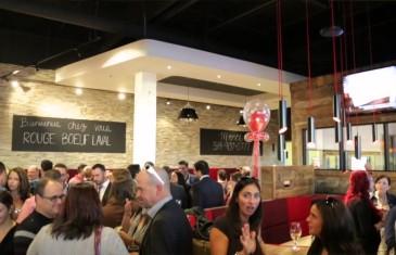 Restaurant Rouge Boeuf Laval