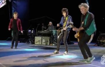 Rolling Stones à Québec
