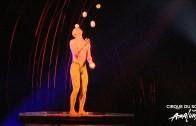 Top5 jongleurs au Cirque du Soleil