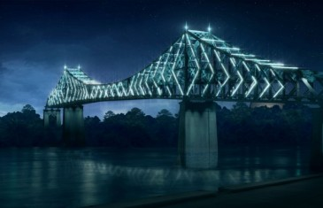 En 2017 le Pont Jacques-Cartier va briller