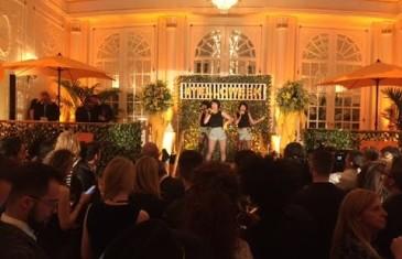 Yelloweek: semaine du champagne