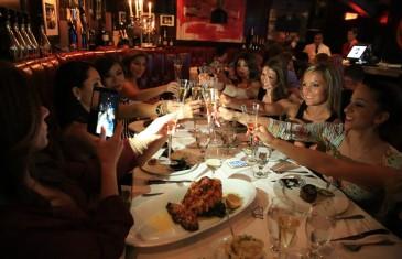 Le Angry Lobster Bar est ouvert au centre-ville