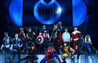 Les Super Héros au Centre Bell
