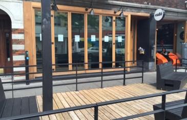 Le bar La Flèche est fermé sur Mont-Royal