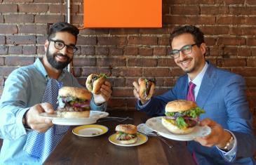 Une semaine pour découvrir le meilleur burger à Montréal