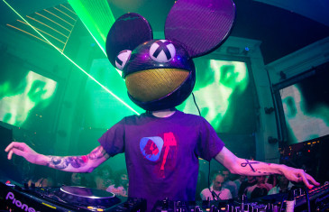 After Party avec Deadmau5 au Stereo