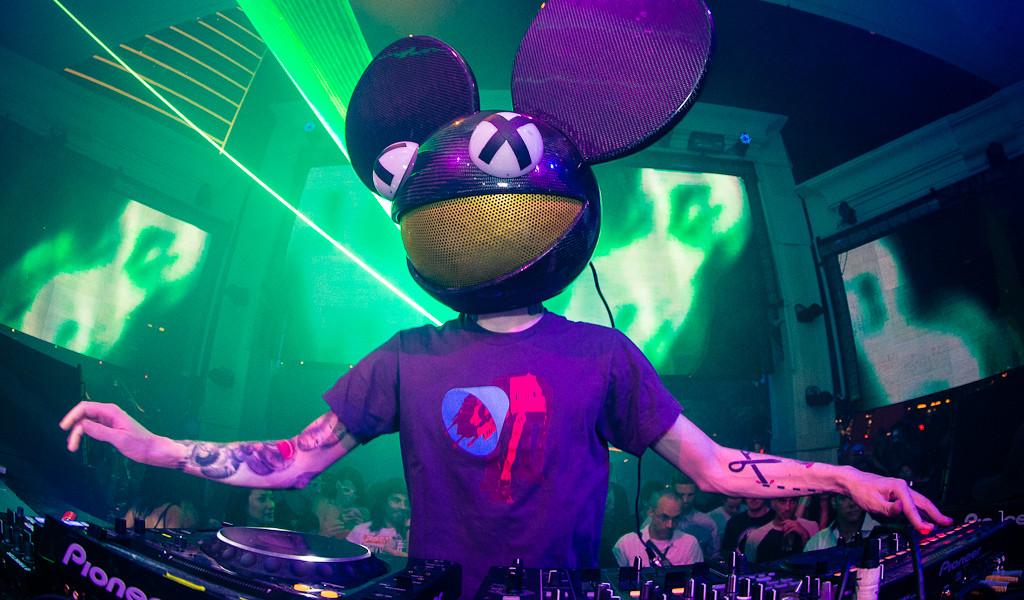 After Party avec Deadmau5 au Stereo