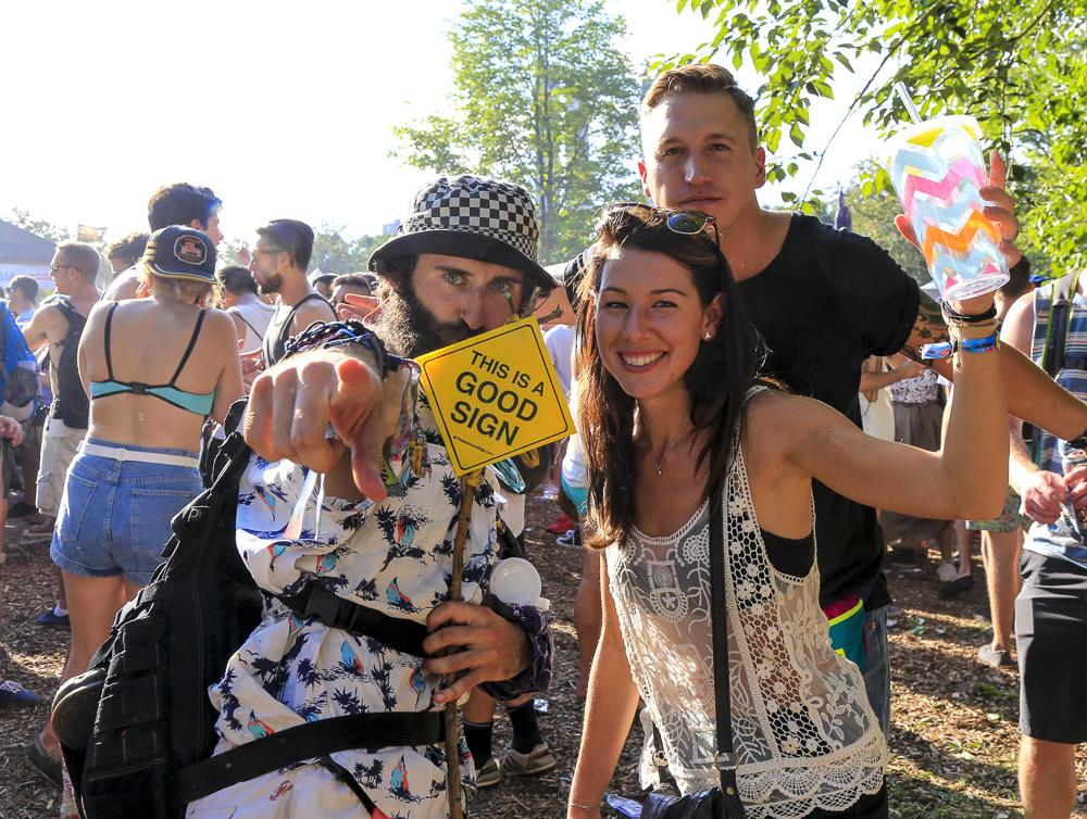 Funky people @ Osheaga | photos