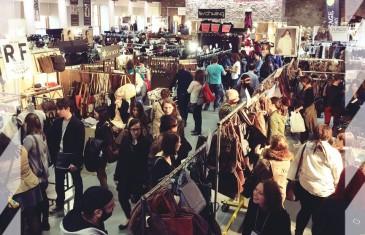 La Grande Braderie de Mode Québécoise à Montréal