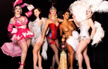 Spectacles, bal et brunch au Festival Burlesque de Montréal
