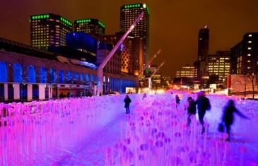 Il y aura un nouveau Village de Noël au coeur de Montréal