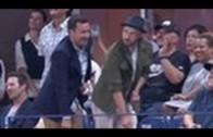 Fallon et Timberlake dansent au US Open