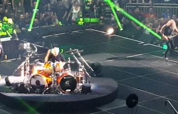Metallica au Centre Vidéotron de Québec