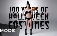 100 ans de costumes d'Halloween en 3 minutes