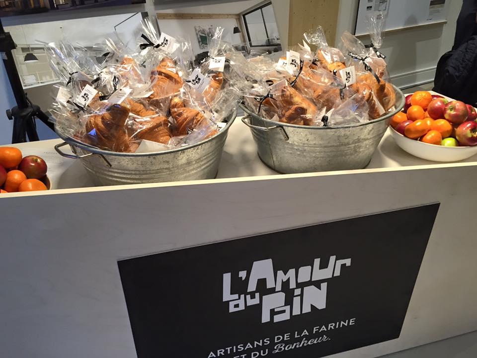 L'Amour du pain ouvrira une microboulangerie à Griffintown