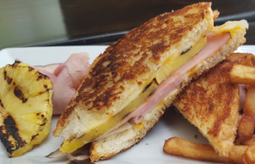 Le mois du Grilled Cheese de retour au Gros Luxe